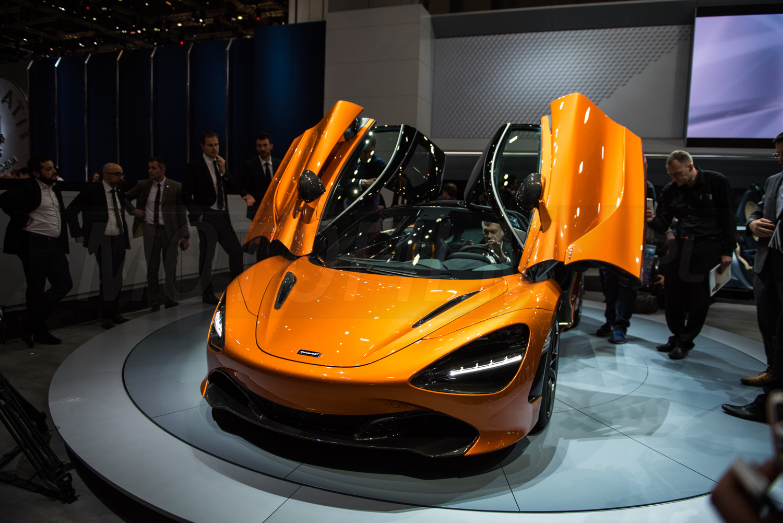 McLaren 720S Genewa