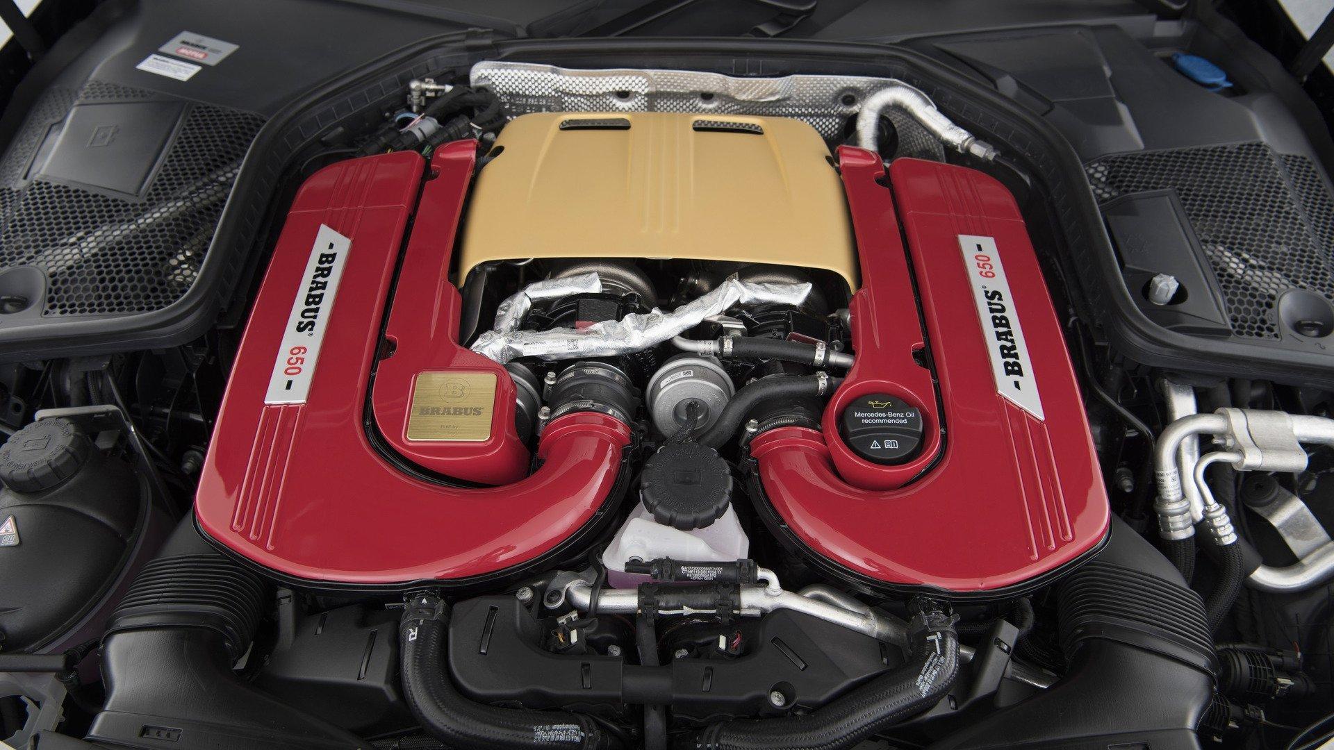 Brabus 650 Mercedes-AMG C63 S Cabriolet