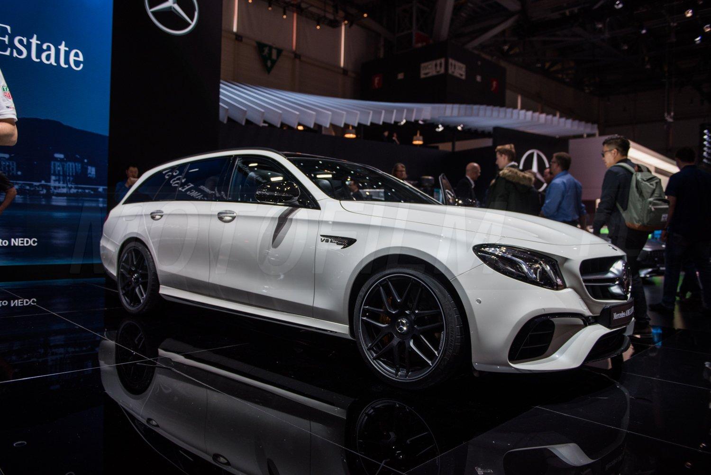 Mercedes-AMG E63 / E63S Kombi oficjalnie