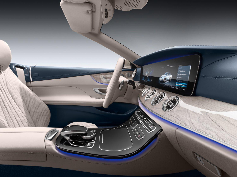2017 Mercedes-Benz Klasy E Cabriolet