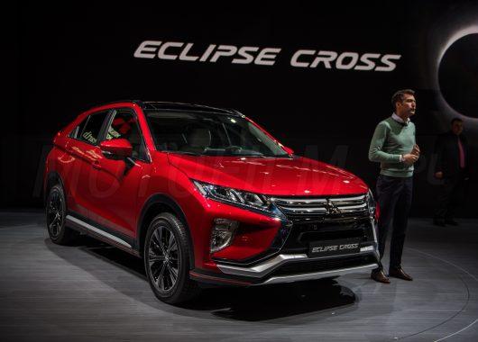 Mitsubishi Eclipse Cross Genewa 2017