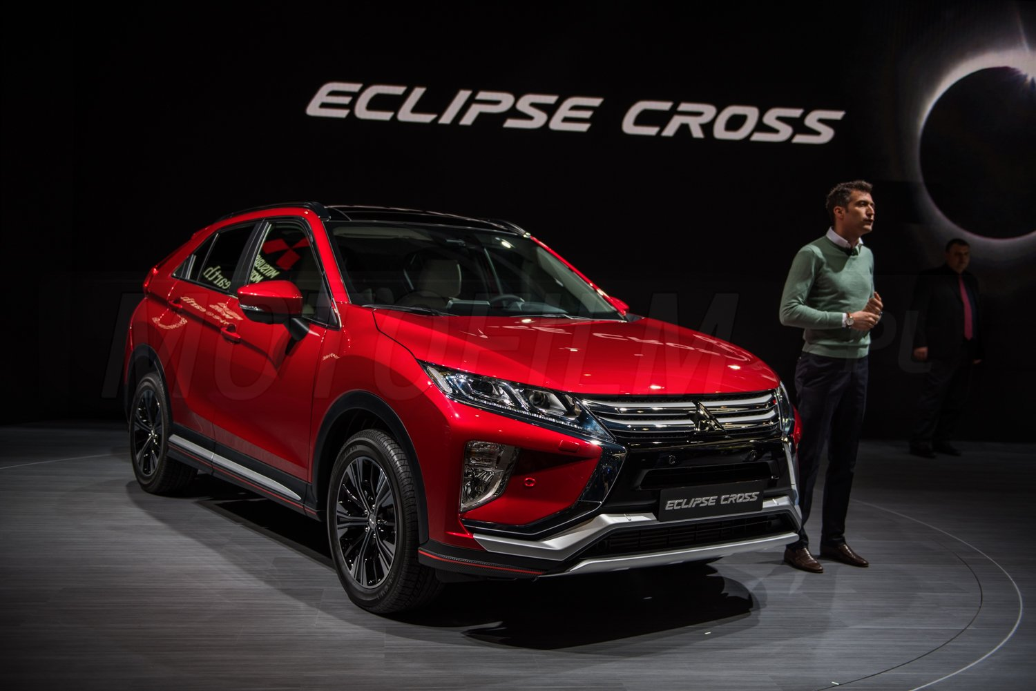 mitsubishi eclipse cross genewa 2017 motofilm. Black Bedroom Furniture Sets. Home Design Ideas