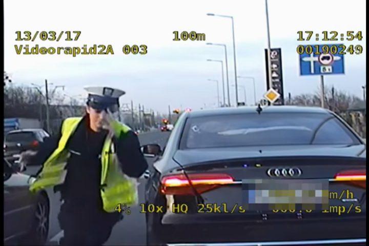 policja eskorta