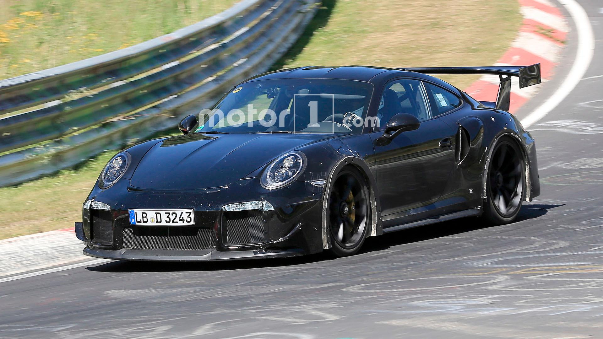 Porsche 991 GT2