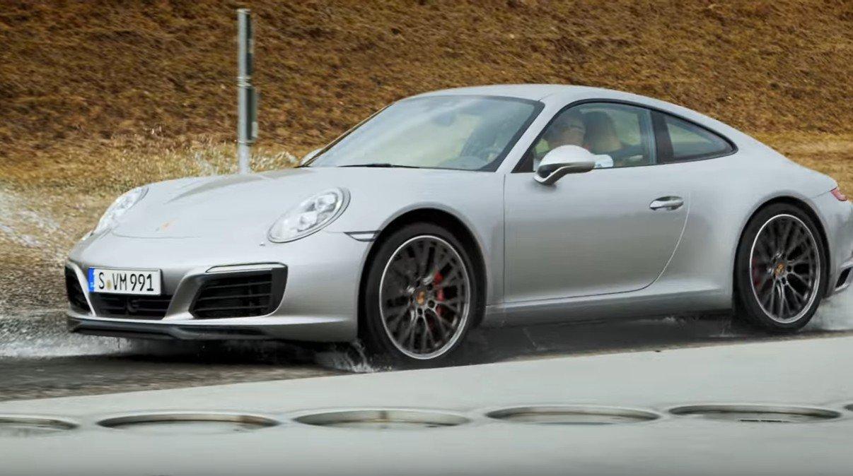 Porsche w Weissach