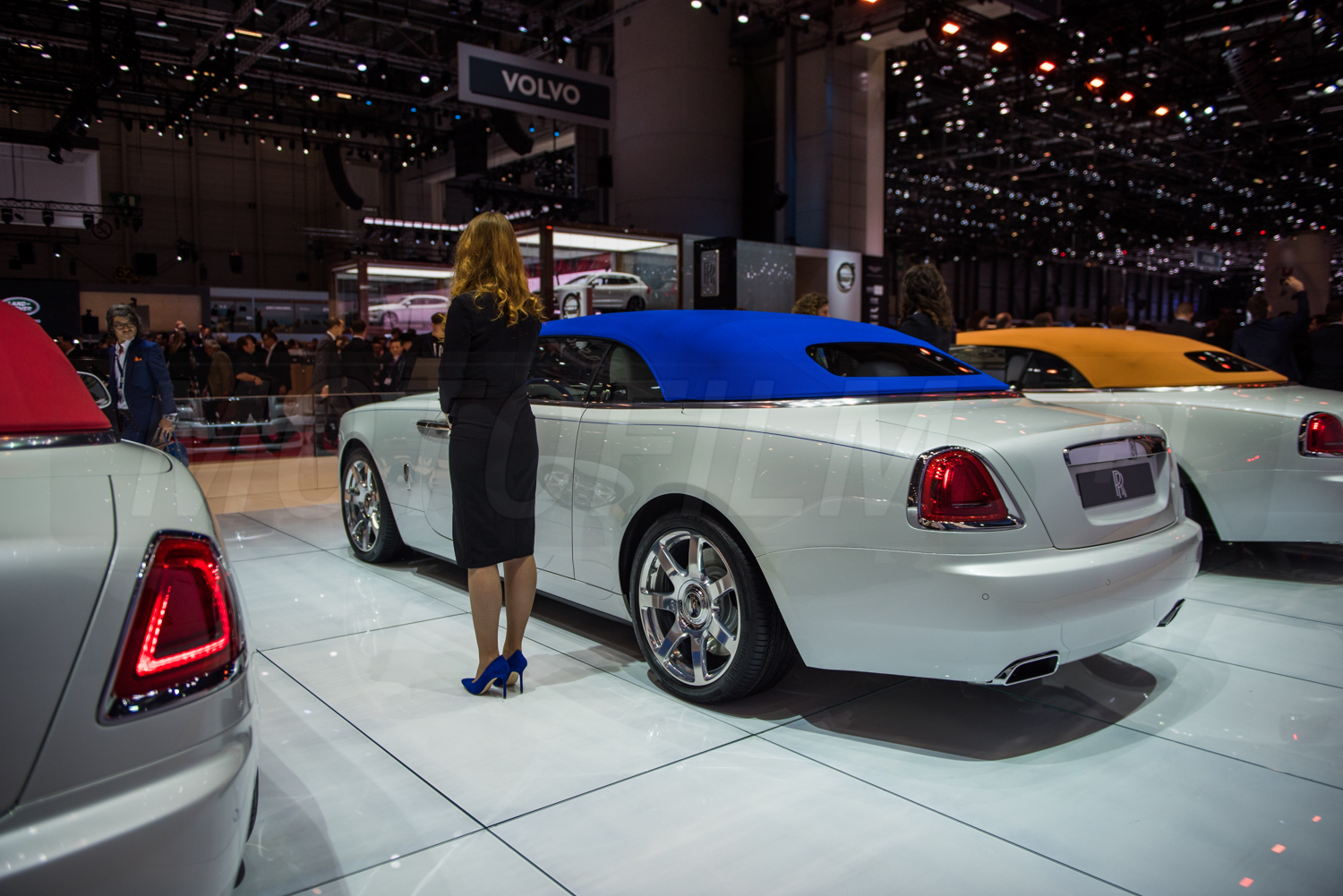Rolls-Royce Dawn Inspired by Fashion [Genewa 2017]