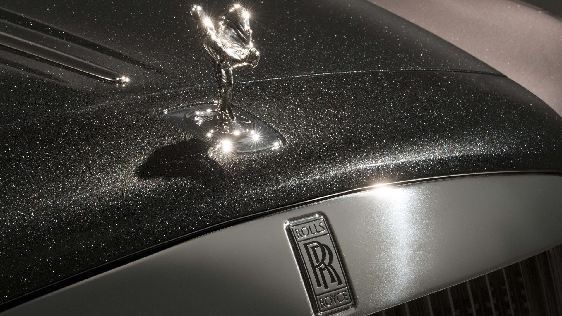 Rolls-Royce Ghost Diamond Stardust