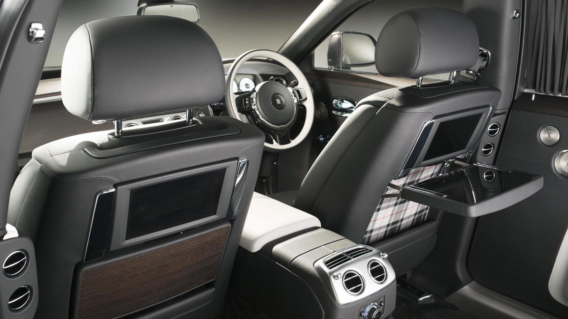 Rolls-Royce Ghost Diamond Stardust