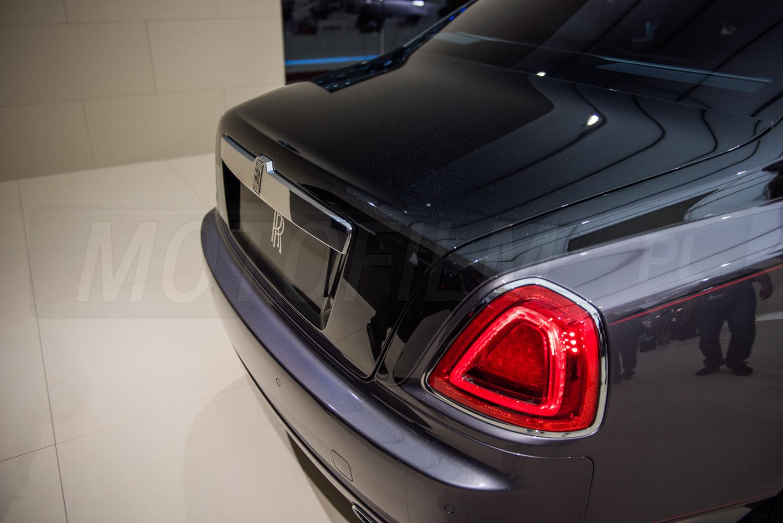 Rolls Royce Phantom Diament