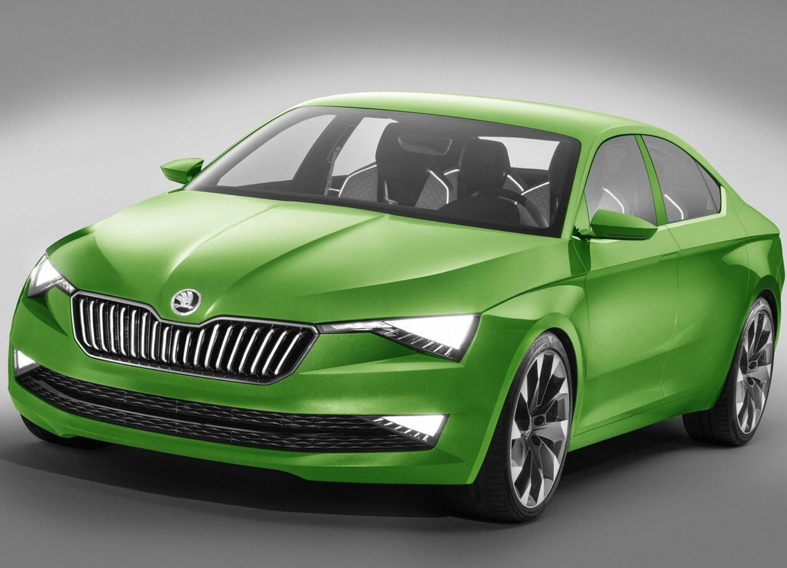 Skoda Superb plug-in hybrid