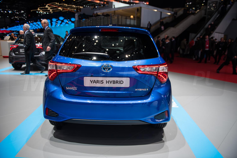 Toyota Yaris [Genewa 2017]