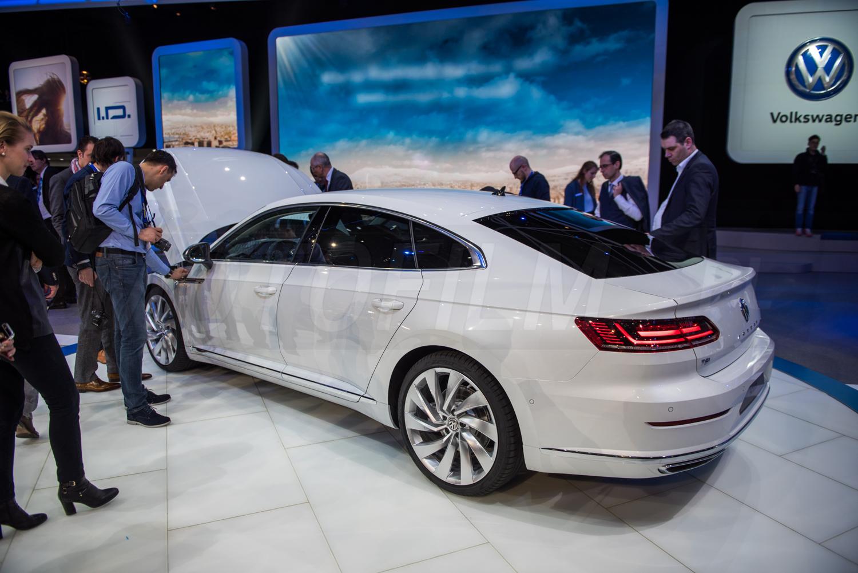 Arteon Shooting Brake >> Volkswagen Arteon oficjalnie | #motofilm