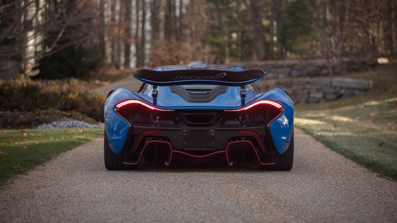 2015 McLaren P1 MSO
