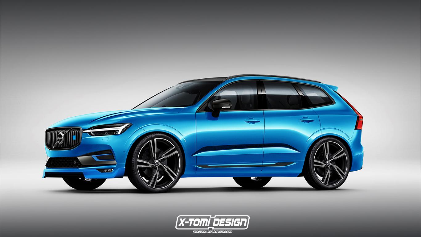 Volvo XC60 Polestar X-TOMI