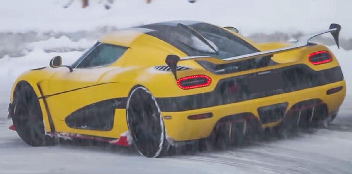 Koenigsegg Agera RS M.L.