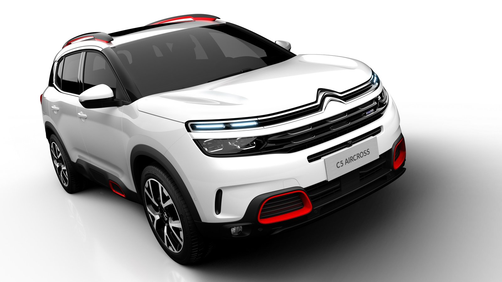 nowy citroen c5 aircross 2018 oficjalnie motofilm. Black Bedroom Furniture Sets. Home Design Ideas