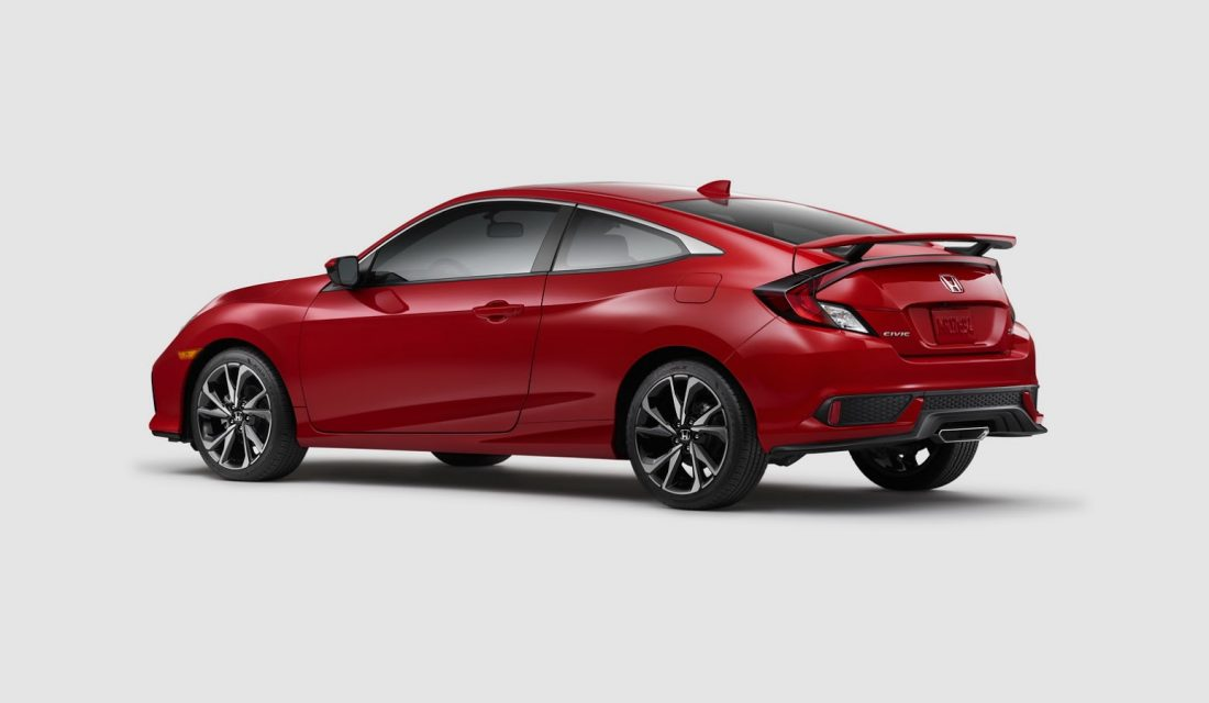 2017 Honda Civic SI Coupe