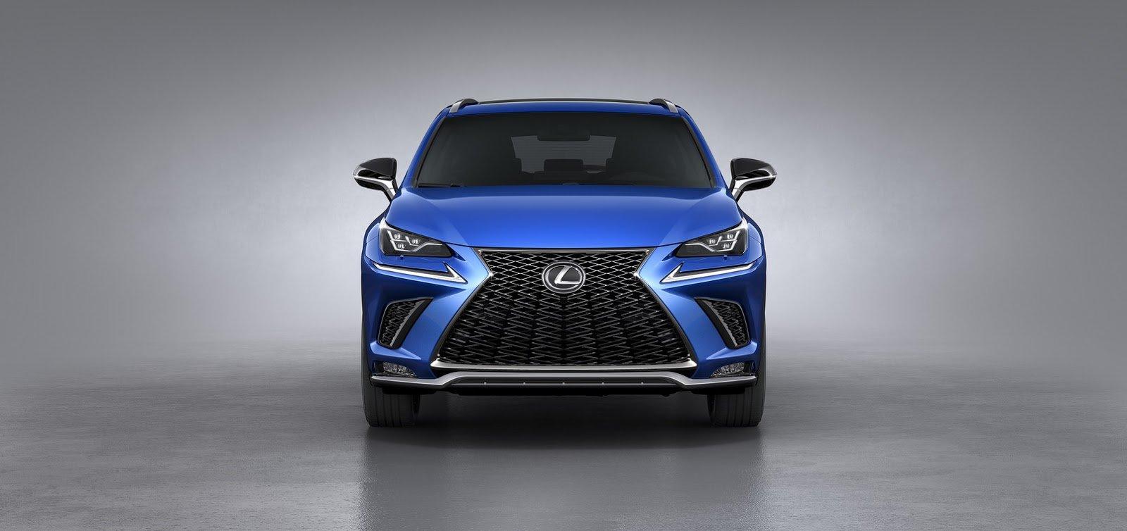 2018 Lexus NX300