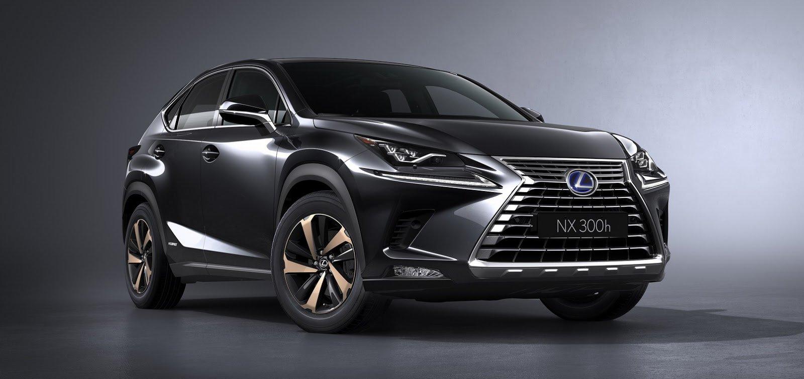 2018 Lexus NX300h