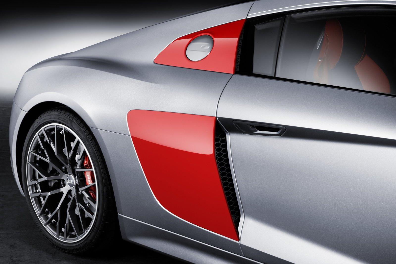 Audi R8 Coupe V10 Audi Sport Edition