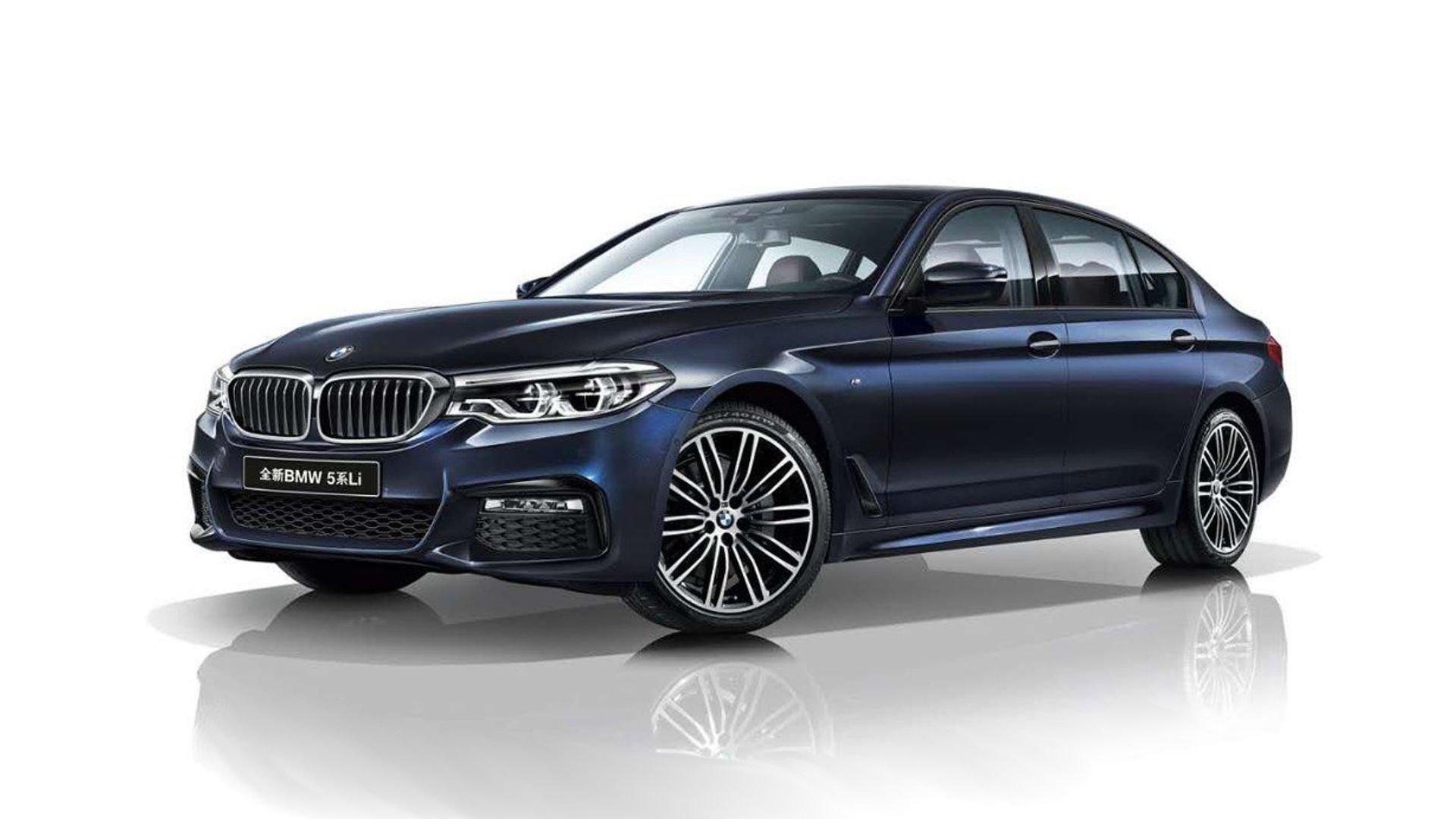 2018 BMW Serii 5 Li