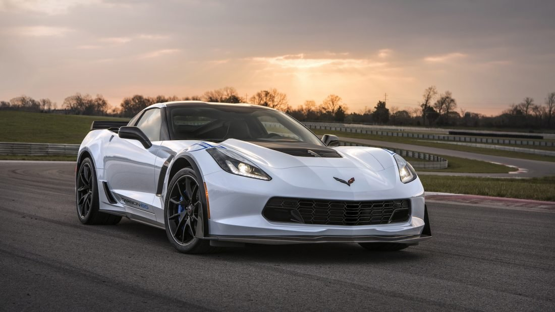 Corvette Carbon 65 Edition