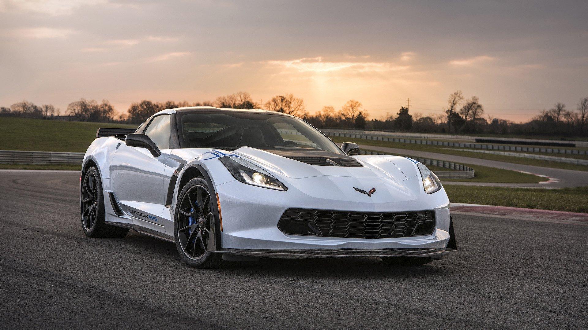 Corvette Carbon 65 Edition