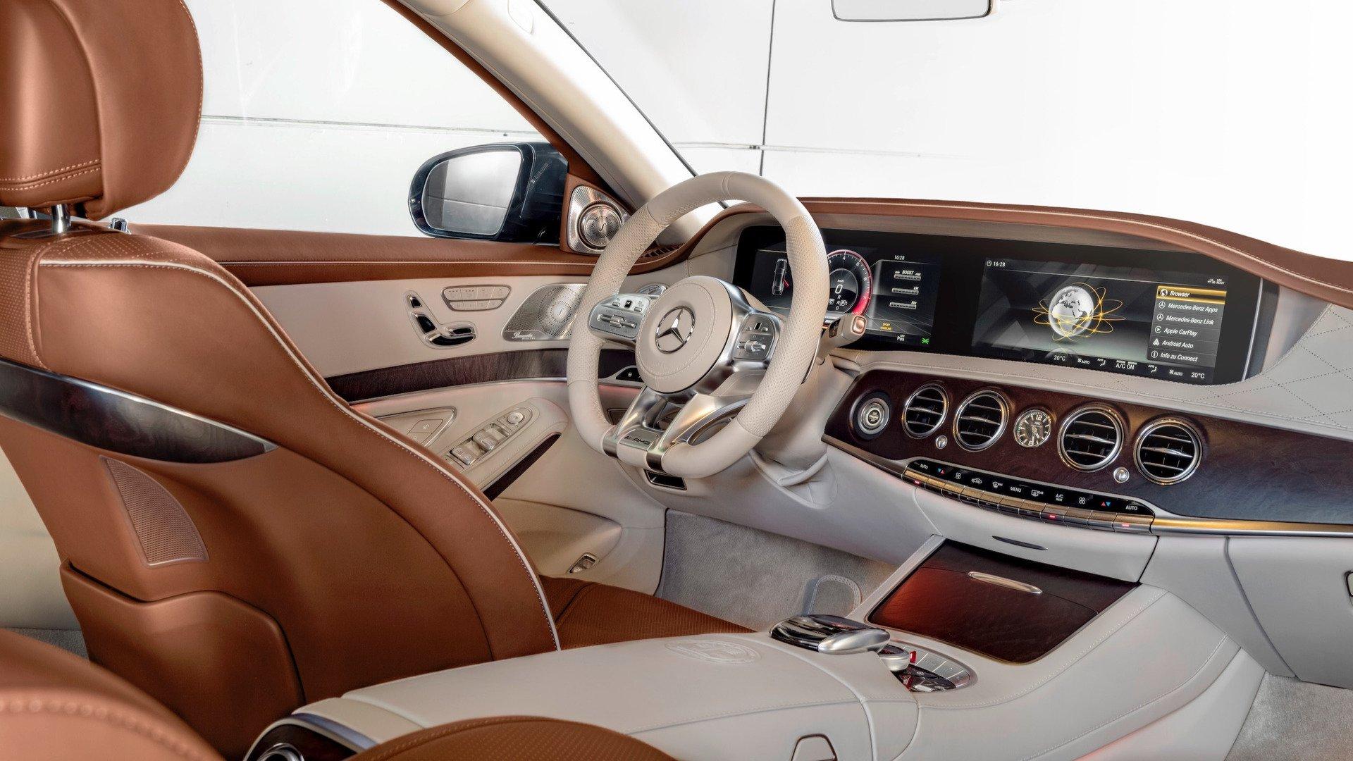 2018 Mercedes-AMG S65