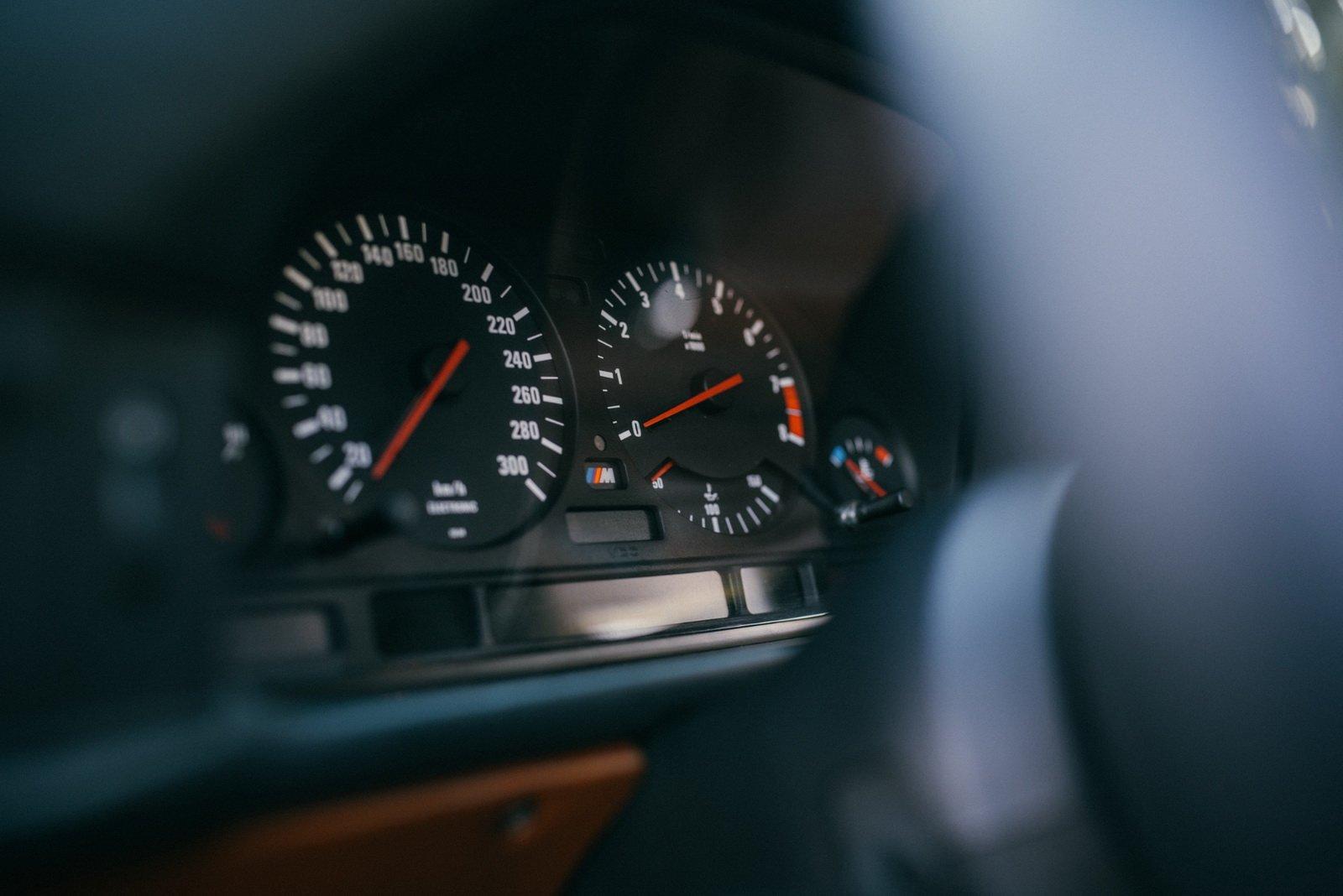 BMW M5 E34 Touring Elekta
