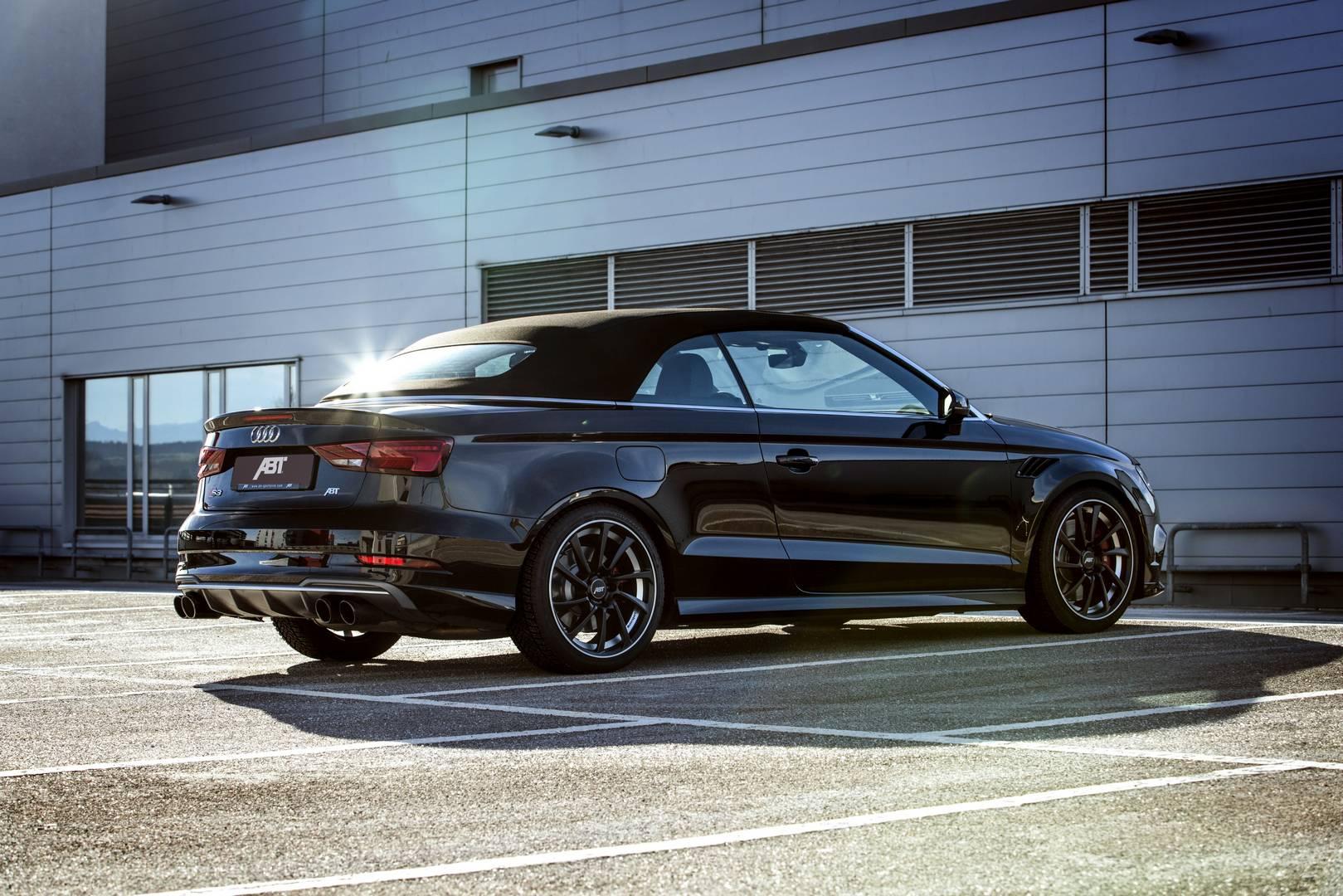 ABT Audi S3 Cabriolet