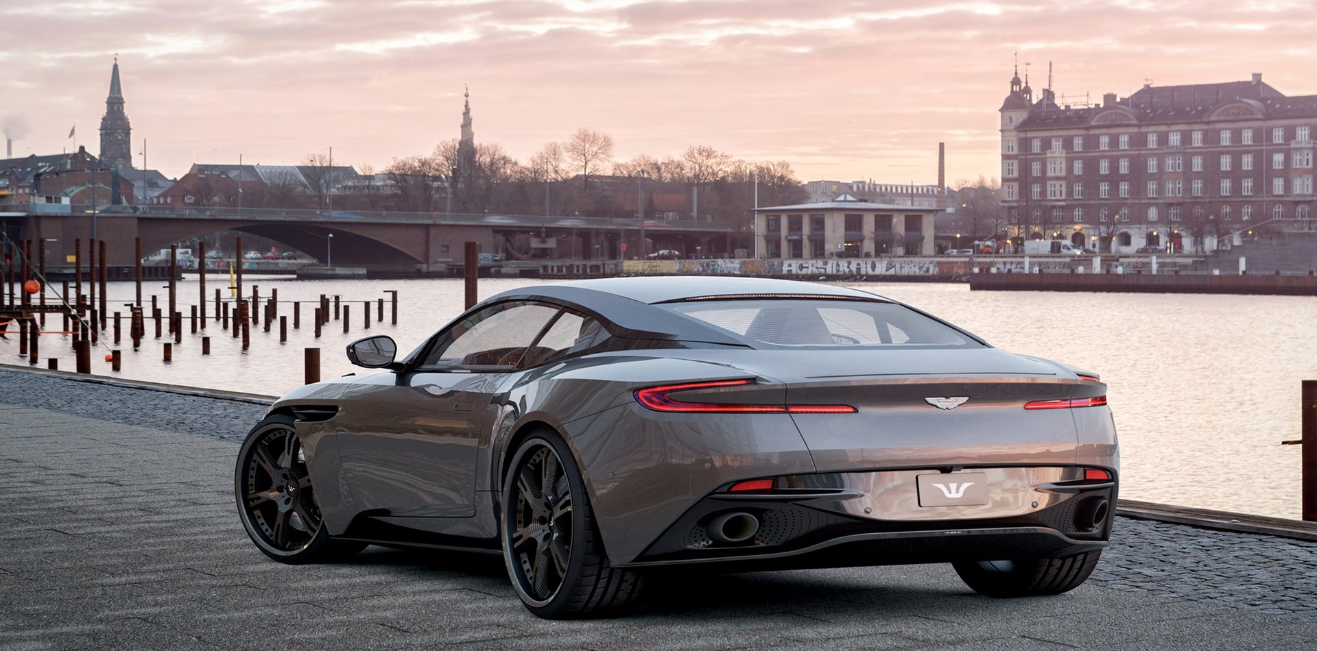 Aston Martin DB11 Wheelsandmore