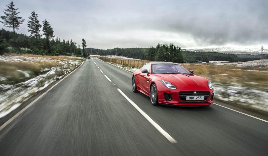 2017 Jaguar F-Type 2.0