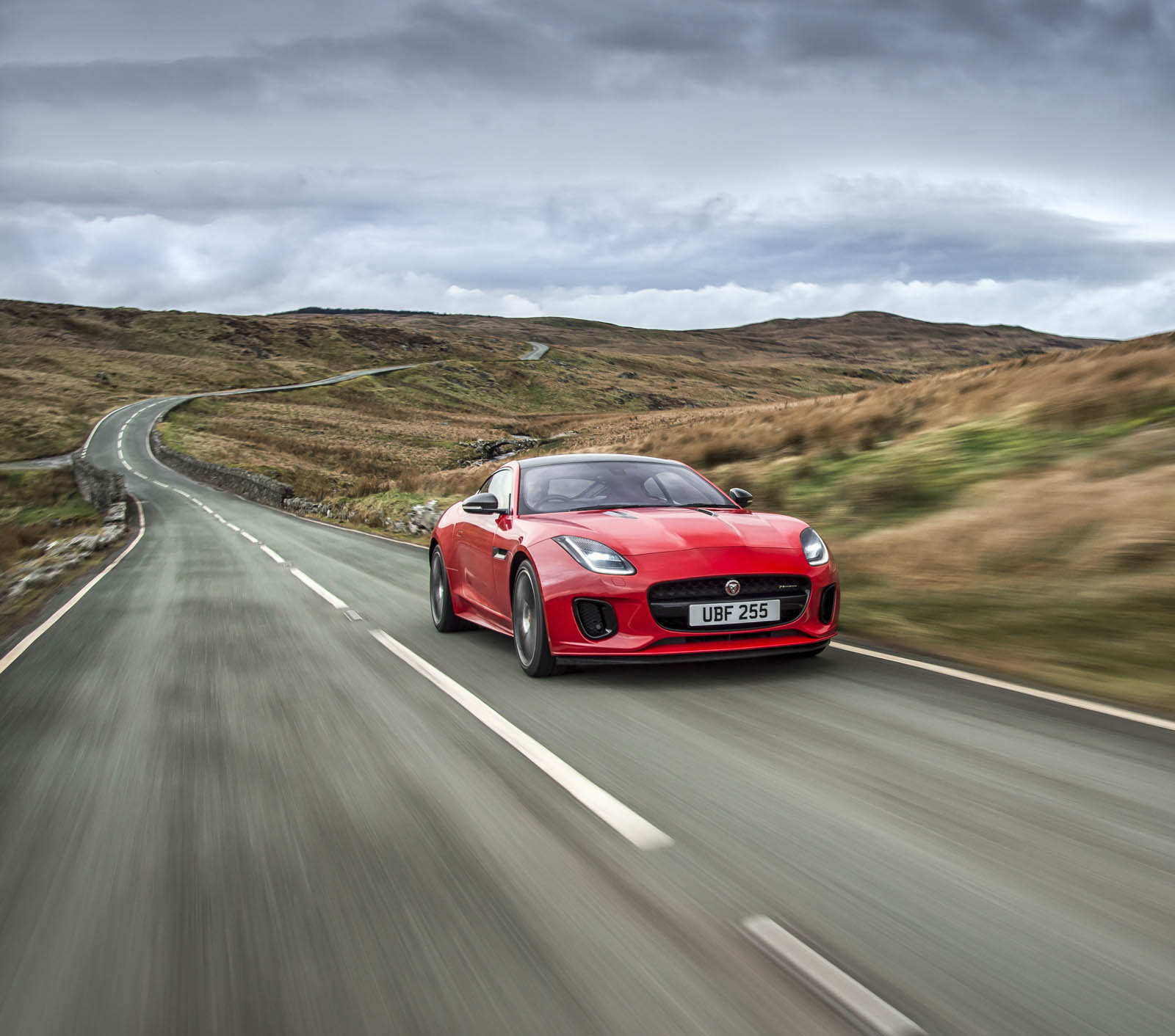 2017 Jaguar F-Type 2.0
