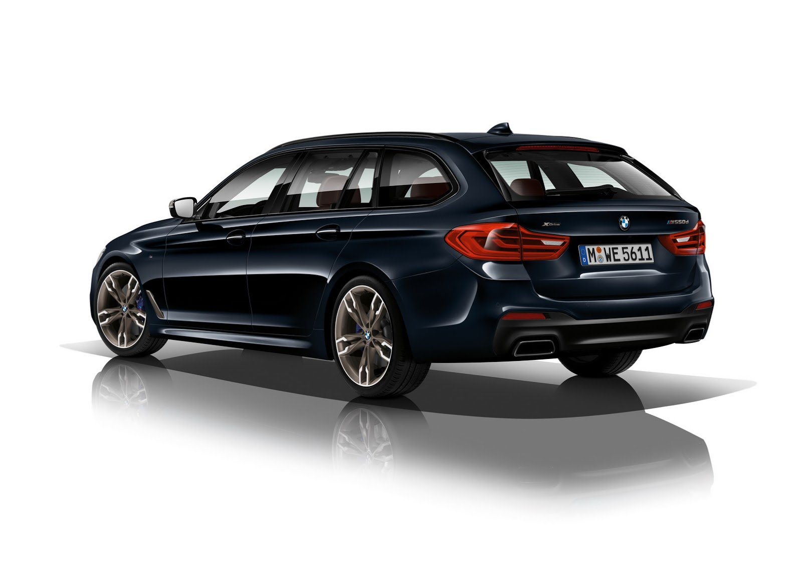 BMW M550d xDrive Touring 2018