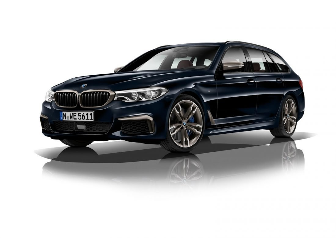 BMW M550d xDrive Touring 2018