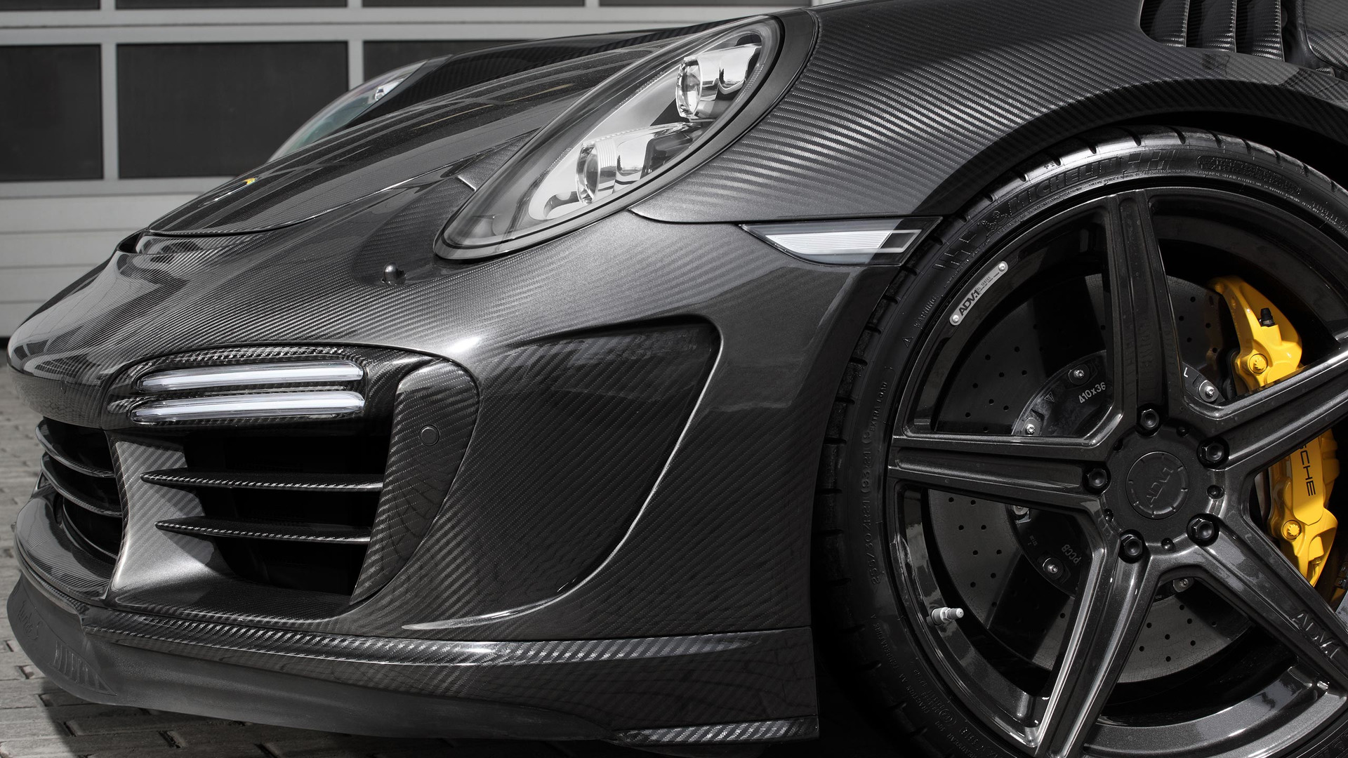 Porsche 911 Turbο TopCar Carbon