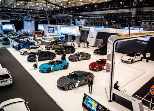 Porsche poznan motor show