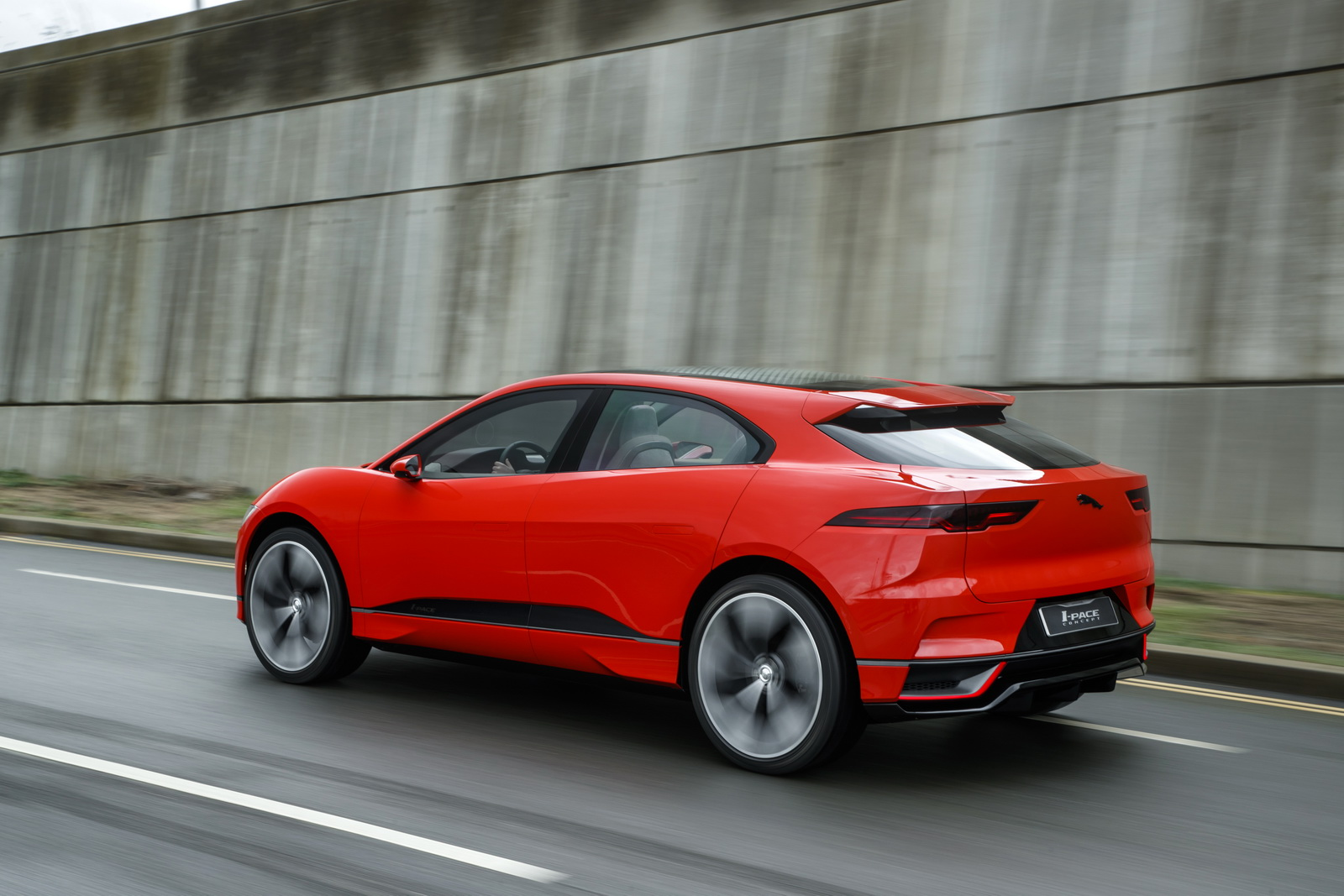 Jaguar I-Pace production