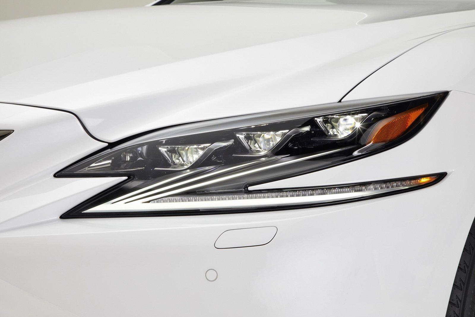 Lexus LS500 F Sport