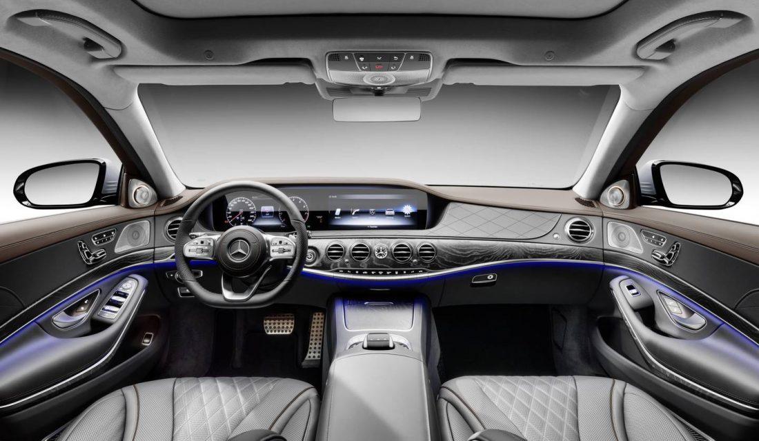 2018 Mercedes-Benz S560