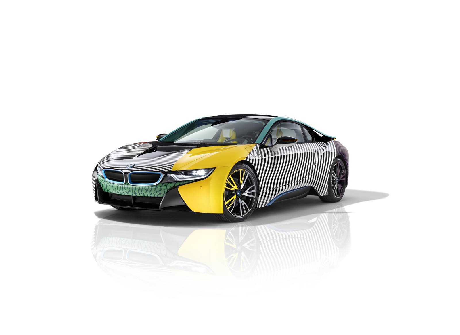 BMW i8 Garage Italia Customs
