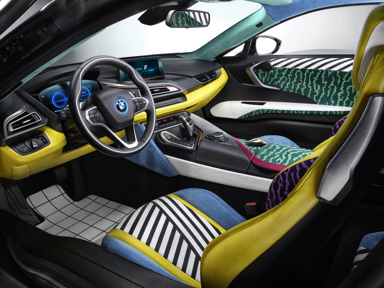 BMW i8 Garage Italia Customs