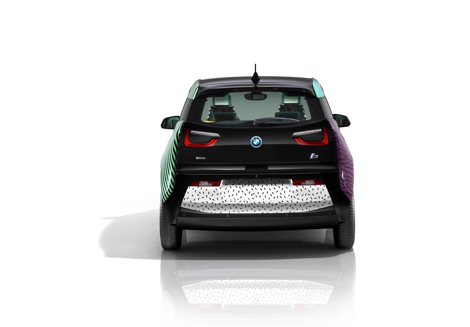 BMW i3 Garage Italia Customs