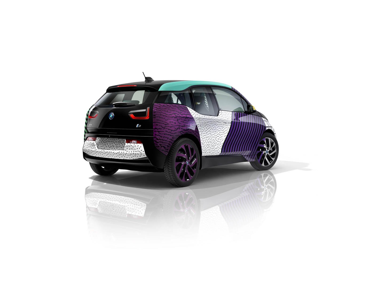BMW i3 Garage Italia Customs