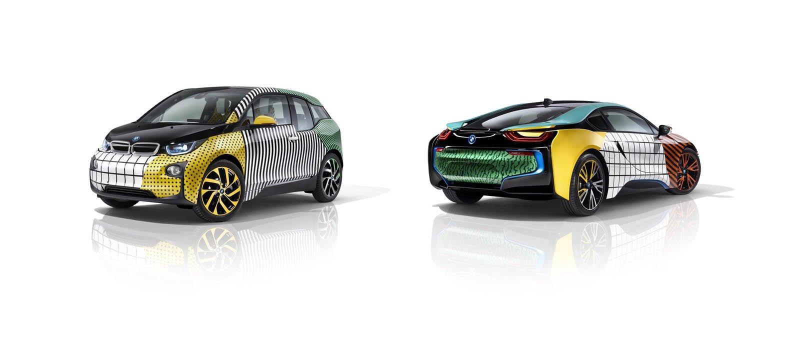BMW Garage Italia Customs