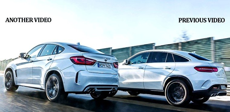 BMW X6 M kontra Mercedes-AMG GLE 63 S Coupe