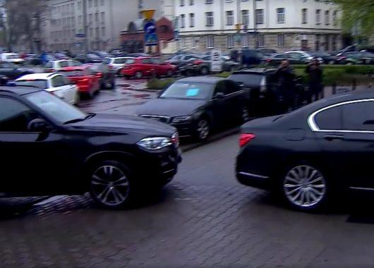 Rządowe BMW