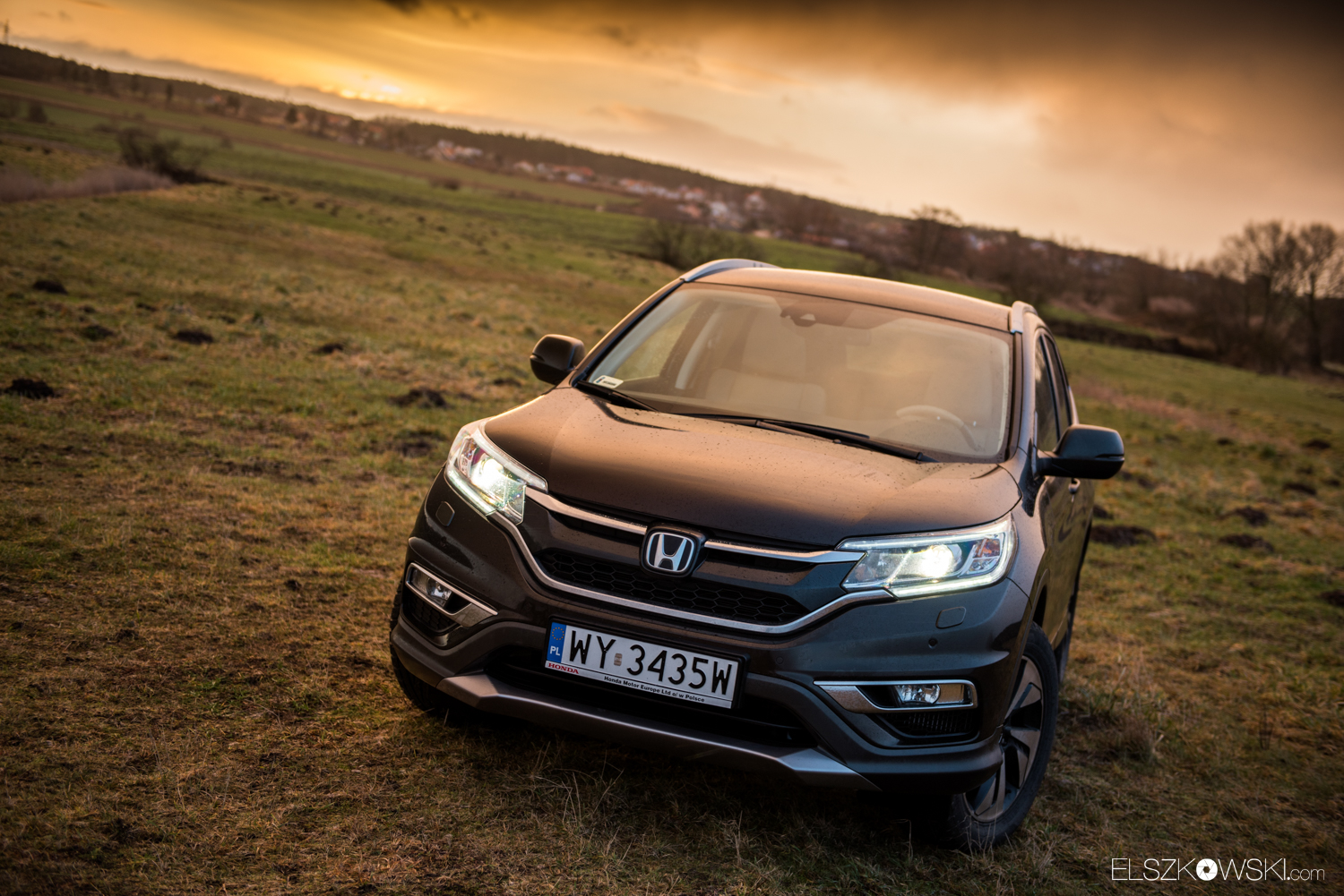 honda cr-v 1.6 i-dtec 160 at9 - test, opinia | motofilm.pl