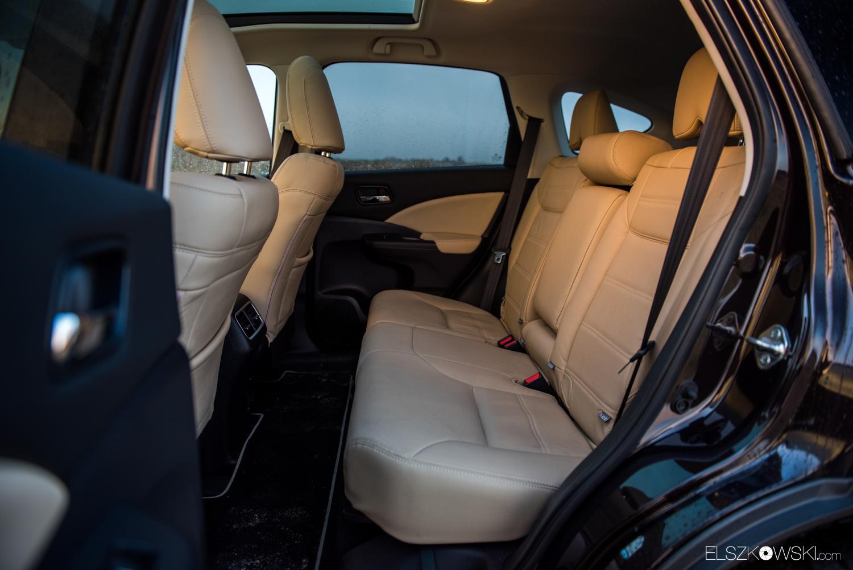 Honda CR-V 2015 9AT