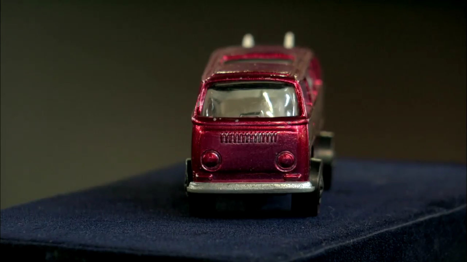 "Hot Wheels Volkswagen Bus T2 ""Beach Bomb"" Prototyp"